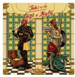 Tales of the High 'n Mighty BY Top 'n Trill (Top Gogg X Ginger Trill)